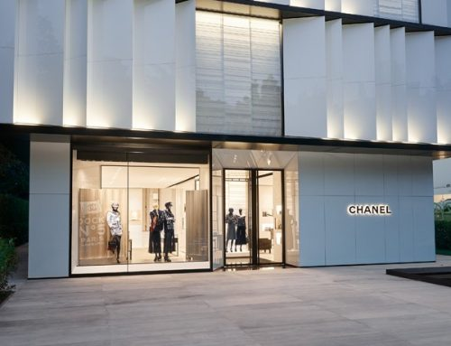 Chanel Store – Bagdat Street