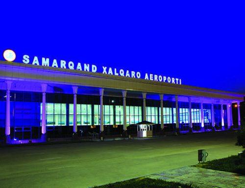 Semerkand Havaalanı Modernizasyon Projesi