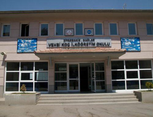 VKV Diyarbakir Baglar Primary School